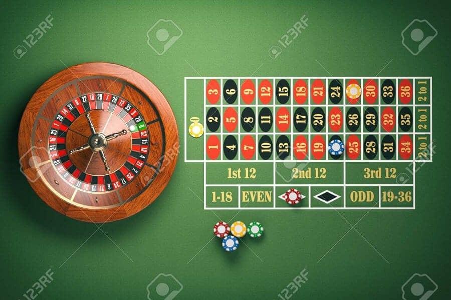 Bánh xe nhỏ Roulette và những kinh nghiệm đem về tiền thưởng lớn - Hình 1