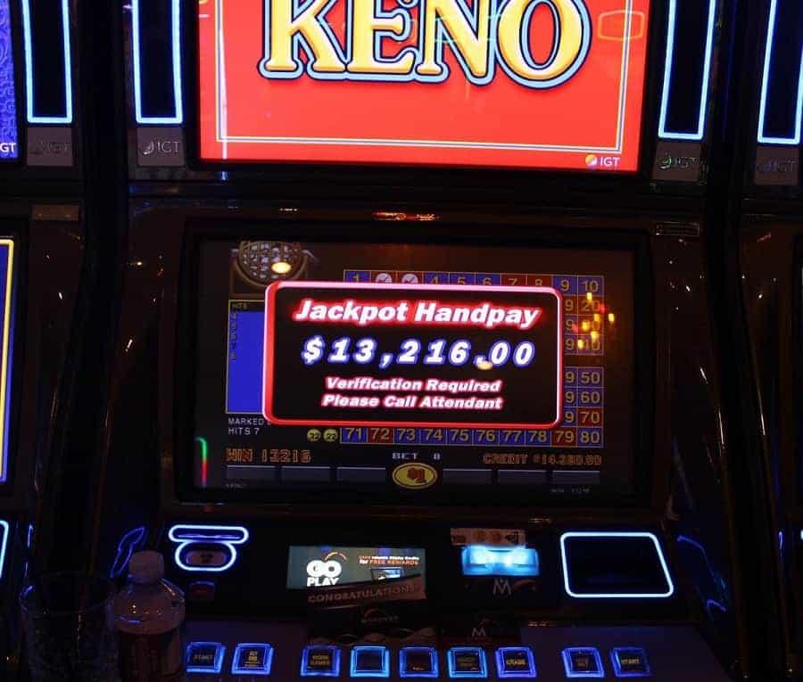 Kinh nghiệm chơi Keno mà bạn có thể học hỏi - Hình 2