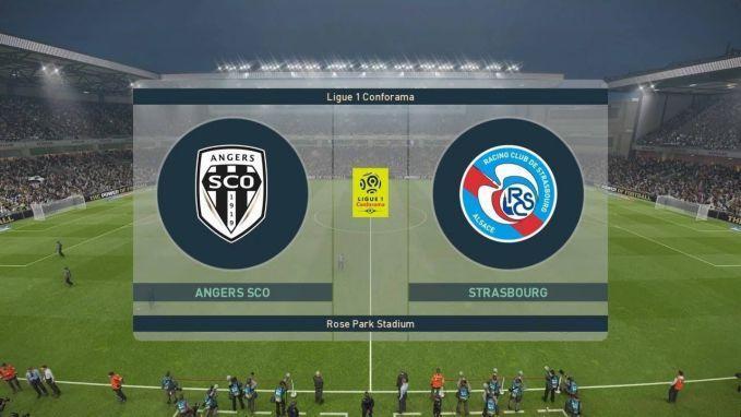 Soi keo nha cai Angers SCO vs Strasbourg, 2/11/2019 - VDQG Phap [Ligue 1]