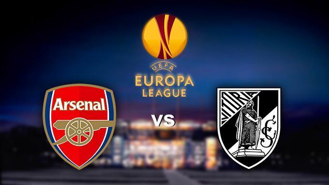 Soi keo nha cai Arsenal vs Vitoria Guimaraes, 25/10/2019 – Cup C2