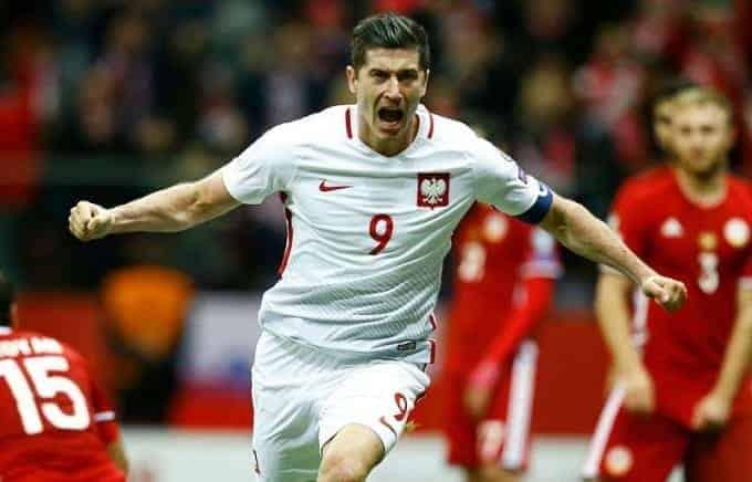 Soi keo nha cai Ba Lan vs FYR Macedonia 14 10 2019 vong loai EURO 2020