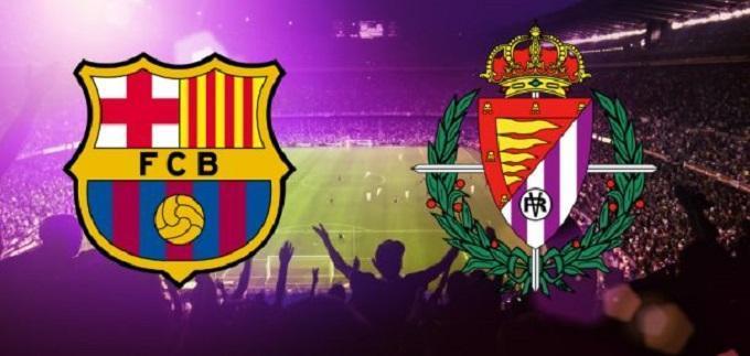 Soi kèo nhà cái Barcelona vs Real Valladolid, 30/10/2019- VĐQG Tây Ban Nha