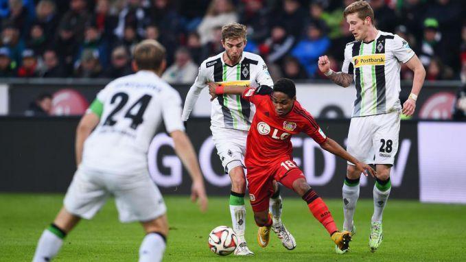 Soi keo nha cai Bayer Leverkusen vs Borussia M'gladbach, 2/11/2019 - Giai VDQG Duc