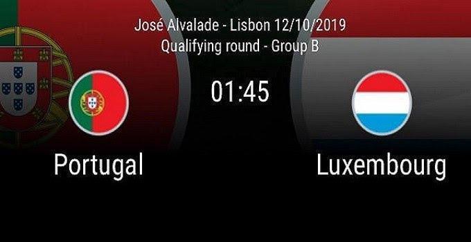 Soi keo nha cai Bo Dao Nha vs Luxembourg 12 10 2019 vong loai EURO 2020