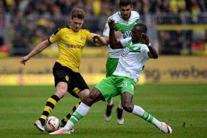Soi keo nha cai Borussia Dortmund vs Wolfsburg, 2/11/2019 - Giai VDQG Duc
