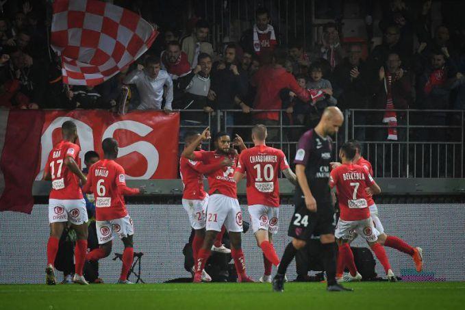 Soi keo nha cai Brest vs Dijon, 26/10/2019 - VDQG Phap [Ligue 1]