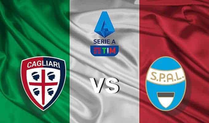 Soi keo nha cai Cagliari vs Spal, 20/10/2019 – VDQG Y