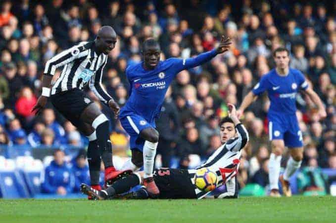 Soi keo nha cai Chelsea vs Newcastle, 19/10/2019 - Ngoai Hang Anh