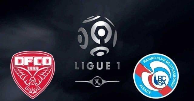 Soi keo nha cai Dijon vs Strasbourg 6 10 2019 VDQG Phap