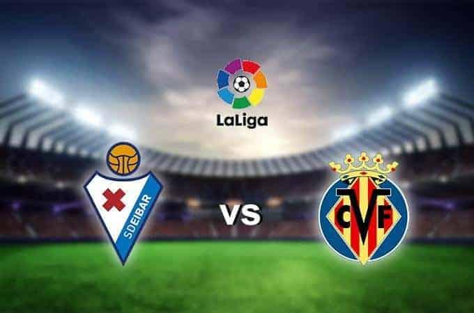 Soi keo nha cai Eibar vs Villarreal, 1/11/2019 – VDQG Tay Ban Nha