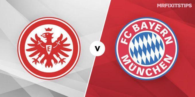 Soi keo nha cai Eintracht Frankfurt vs Bayern Munich, 2/11/2019 - Giai VDQG Duc