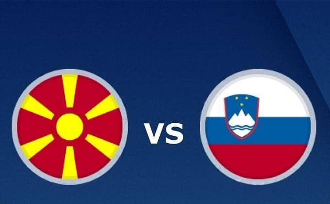 Soi keo nha cai FYR Macedonia vs Slovenia 11 10 2019 Vong loai EURO 2020