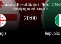 Soi kèo nhà cái Georgia vs CH Ailen, 12/10/2019 - vòng loại EURO 2020