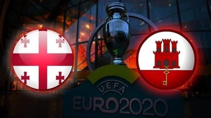Soi kèo nhà cái Gibraltar vs Georgia, 16/10/2019 - vòng loại EURO 2020