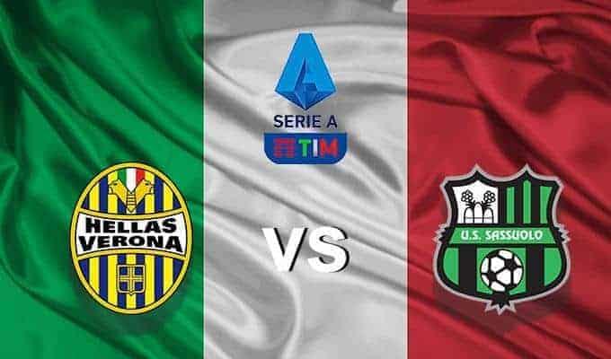 Soi kèo nhà cái Hellas Verona vs Sassuolo, 26/10/2019 – VĐQG Ý