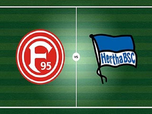 Soi kèo nhà cái Hertha Berlin vs Fortuna Düsseldorf, 5/10/2019 - Giải VĐQG Đức