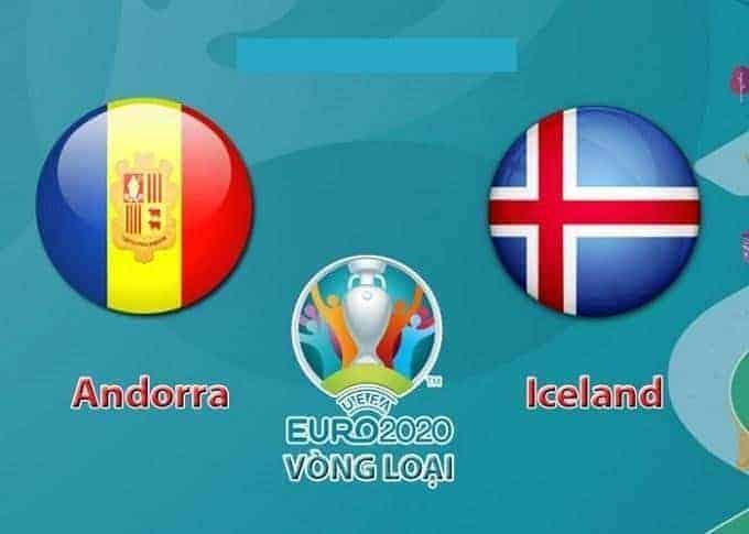 Soi kèo nhà cái Iceland vs Andorra, 15/10/2019 - vòng loại EURO 2020