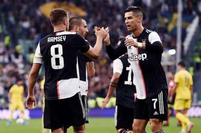 Soi keo nha cai Juventus vs Lokomotiv Moscow, 23/10/2019 - Cup C1 Chau Au