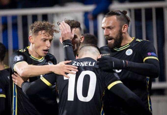 Soi kèo Kosovo vs Montenegro, 15/10/2019 - vòng loại EURO 2020