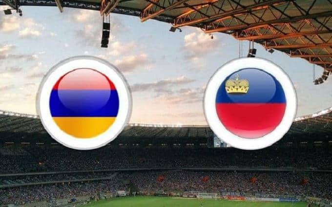 Soi keo nha cai Liechtenstein vs Armenia 13 10 2019 vong loai EURO 2020