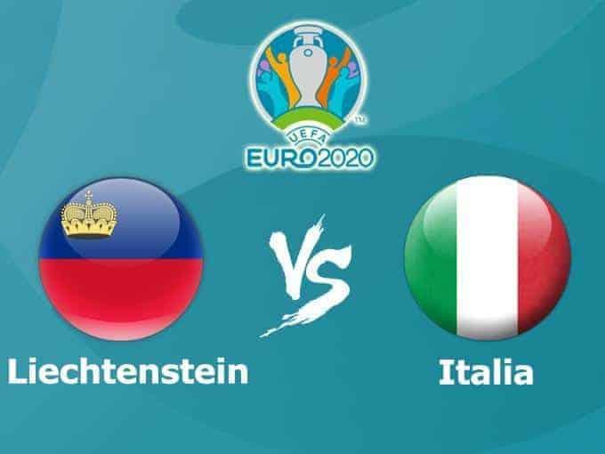 Soi keo nha cai Liechtenstein vs Italia 16 10 2019 vong loai EURO 2020