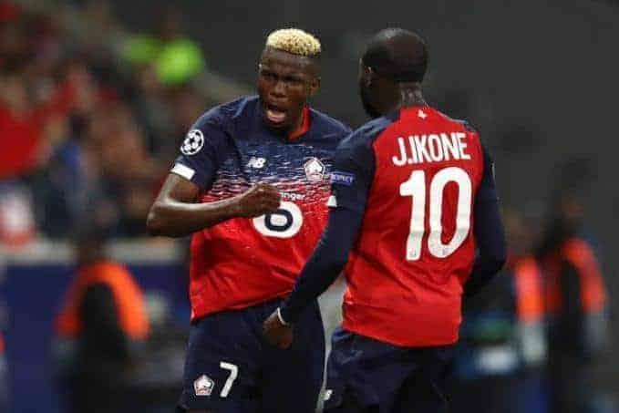 Soi keo nha cai Lille vs Valencia, 24/10/2019 - Cup C1 Chau Au