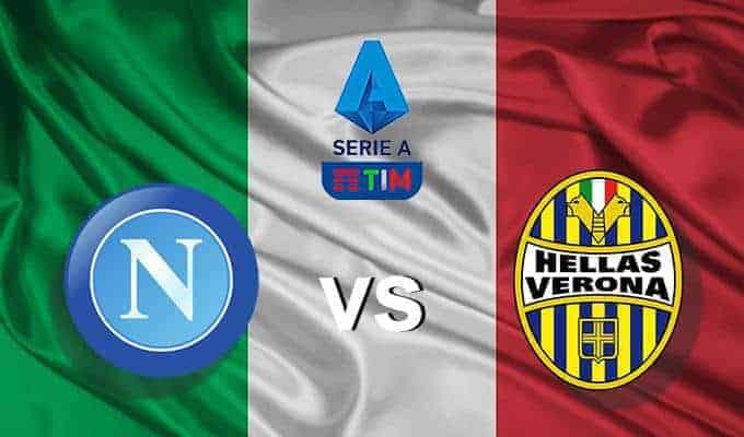 Soi keo nha cai Napoli vs Hellas Verona, 19/10/2019 – VDQG Y