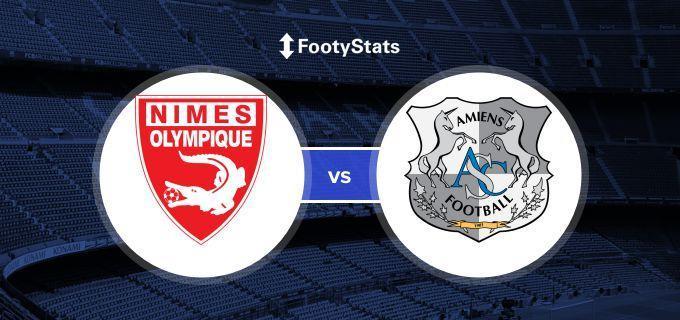 Soi kèo nhà cái Nîmes vs Amiens SC, 20/10/2019 - VĐQG Pháp