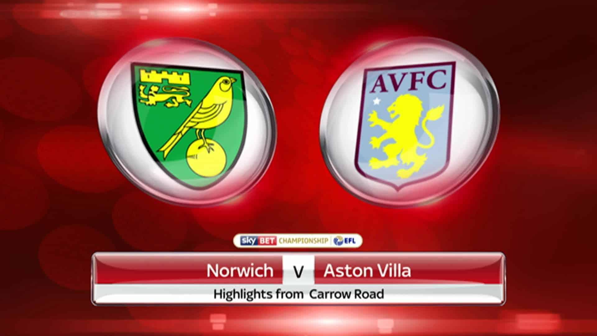 Soi kèo Norwich vs Aston Villa, 05/10/2019 - Ngoại Hạng Anh