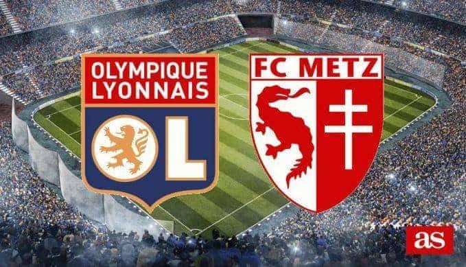 Soi keo nha cai Olympique Lyonnais vs Metz, 26/10/2019 - VDQG Phap [Ligue 1]