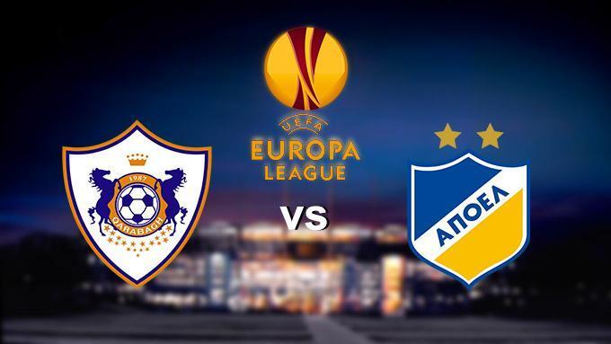 Soi keo nha cai Qarabag vs APOEL, 24/10/2019 – Europa League Cup C2