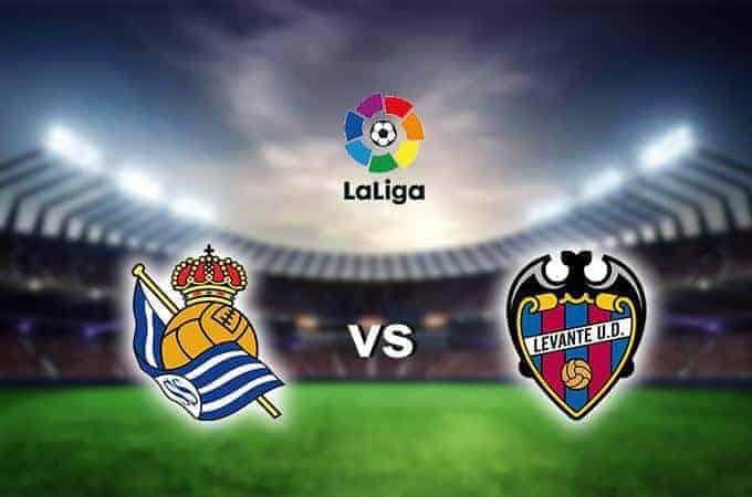 Soi keo nha cai Real Sociedad vs Levante, 31/10/2019 – VDQG Tay Ban Nha