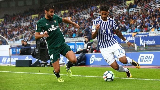 Soi keo nha cai Real Sociedad vs Real Betis, 19/10/2019 - VDQG Tay Ban Nha