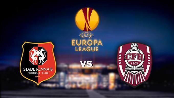 Soi keo nha cai Rennes vs CFR Cluj, 25/10/2019 – Cup C2