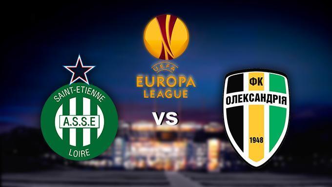 Soi keo nha cai Saint-Etienne vs Oleksandria, 24/10/2019 – Cup C2