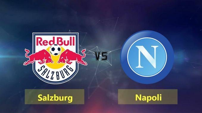 Soi keo nha cai Salzburg vs Napoli, 24/10/2019 - Cup C1 Chau Au
