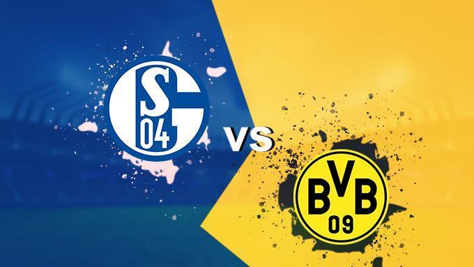 Soi keo nha cai Schalke 04 vs Borussia Dortmund, 26/10/2019 - VDQG Duc