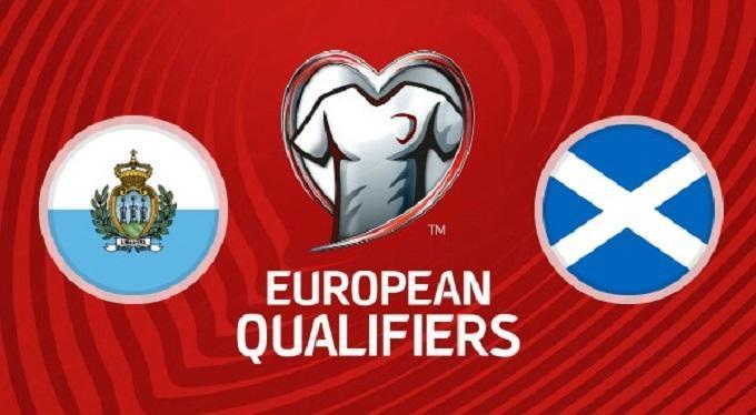 Soi keo nha cai Scotland vs San Marino 13 10 2019 vong loai EURO 2020