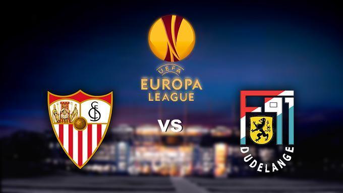 Soi keo nha cai Sevilla vs F91 Dudelange, 25/10/2019 – Cup C2
