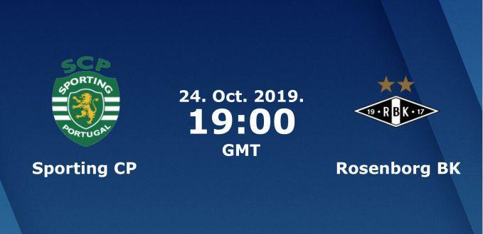Soi keo nha cai Sporting CP vs Rosenborg, 25/10/2019 - Cup C2