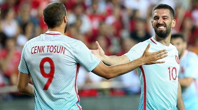 Soi keo nha cai Tho Nhi Ky vs Albania 12 10 2019 Vong loai Euro 2020
