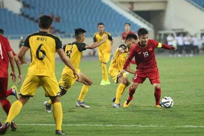 Soi kèo nhà cái U22 Việt Nam vs U22 Brunei, 25/11/2019 - SEA Games 30