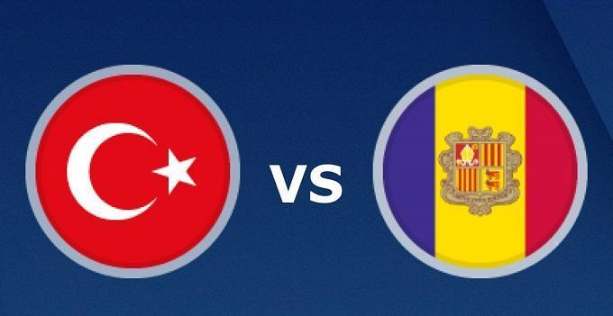 Soi keo nha cai Andorra vs Tho Nhi Ky, 18/11/2019 – Vong loai EURO 2020