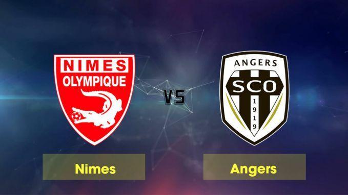 Soi keo nha cai Angers SCO vs Nîmes, 23/11/2019 - VDQG Phap [Ligue 1]