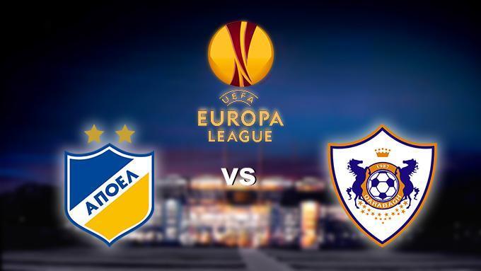 Soi keo nha cai APOEL vs Qarabag, 8/11/2019 – Cup C2