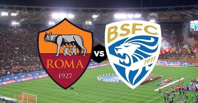 Soi keo nha cai AS Roma vs Brescia, 24/11/2019 - VDQG Y [Serie A]