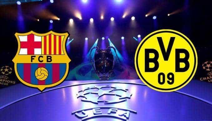 Soi keo nha cai Barcelona vs Borussia Dortmund, 28/11/2019 - Cup C1 Chau Au