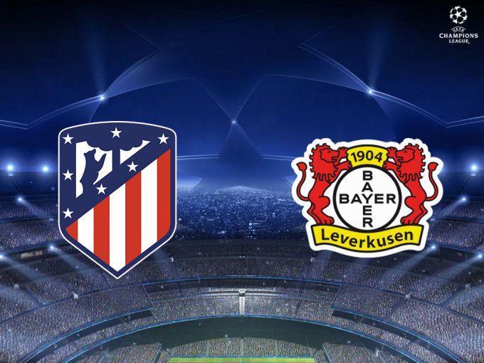 Soi keo nha cai Bayer Leverkusen vs Atletico Madrid, 7/11/2019 - Cup C1 Chau Au
