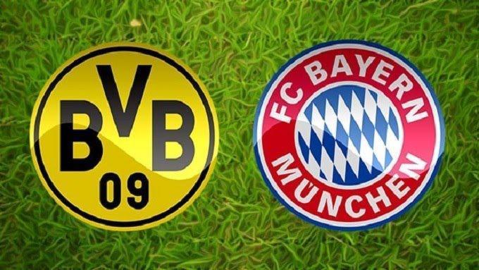 Soi keo nha cai Bayern Munich vs Borussia Dortmund, 10/11/2019 - Giai VDQG Duc
