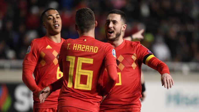 Soi kèo nhà cái Bỉ vs Cyprus, 20/11/2019 - vòng loại EURO 2020
